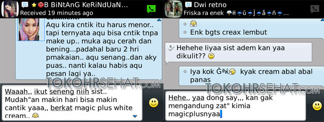 testimoni-magic-plus-white-cream